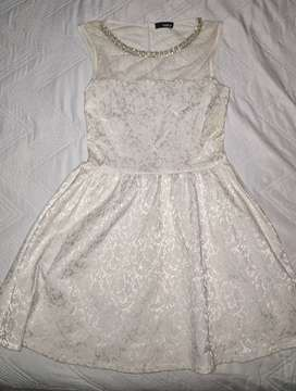 Hermoso vestido marca FAISCA
