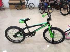 Bicicleta Platinium BMX