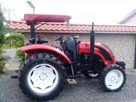 Tractor chapulin