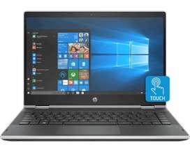notebook hp 16 gb