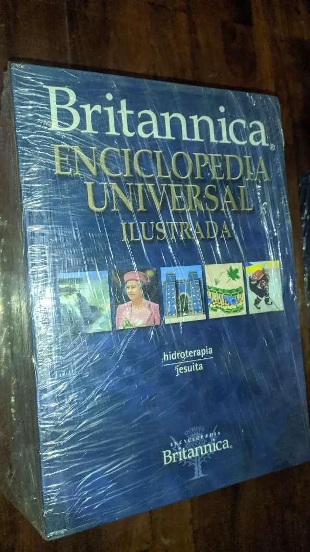 Enciclopedia Universal Ilustrada Britannica 0
