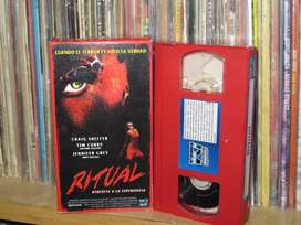 Ritual - 2002 VHS - Jennifer Grey