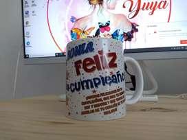 Posillos (mugs) personalizados para cualquier ocacion