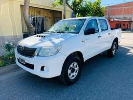Toyota hilux 2.5 dx pack full 2014 4x2