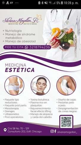 Nutriologia Y Estetica