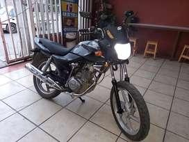 Moto Honda Storm