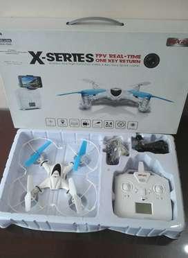 DRONE ( CUADRICOPTER )