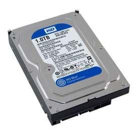Disco Rigido Western Digital 1 terabyte