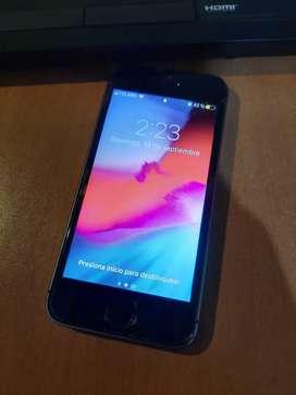 Solo venta IPhone 5s de 32gb