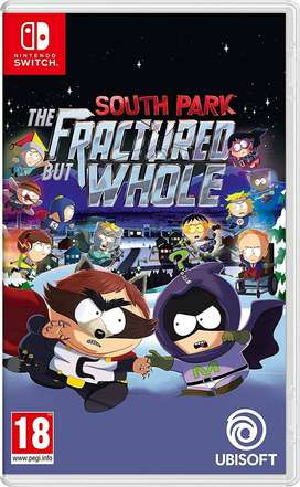South Park the fractured but whole Nintendo Switch Nuevo