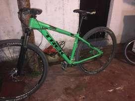 vendo bicicleta trek marlin 4