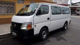 $23.000 (Furgoneta Nissan Urvan) negociable