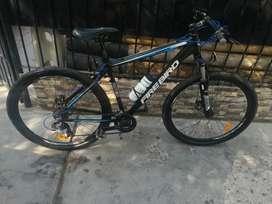 Bicicleta R26 marca Firebird-Aluminio 21v