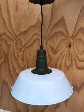 Lámparas Decorativas Colgantes Blanca.s.