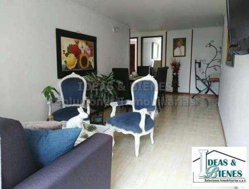 Apartamento En Venta Medellín Sector Loma De Los Bernal: Còdigo 821327 0