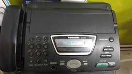 TELEFONO PANASONIC KX-FT71 FAX