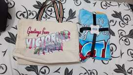 Bolso de playa Victoria's secret