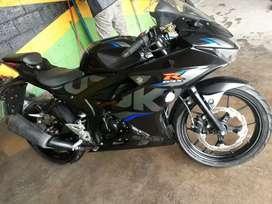 De venta moto suzuki  gixer