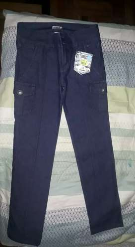 Pantalón Jean de Mujer Marca JSN y Pantalón Pinto