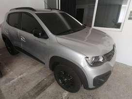 Se vende automóvil renauth kwid ousider modelo 2020