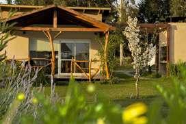jp36 - Cabaña para 2 a 6 personas con pileta y cochera en Tandil