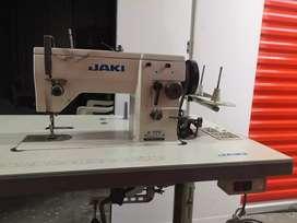 Maquina de coser Jaki usada