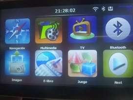 Tablet con tv ,no tiene wifi