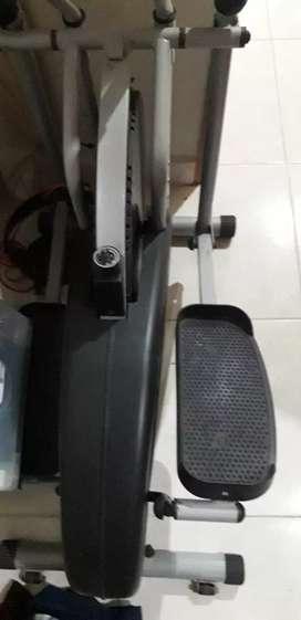 Elíptica ejercicio