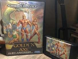 Sega génesis Golden Axe 1