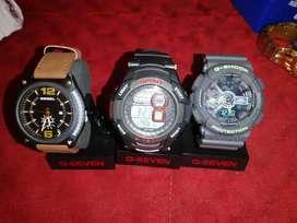 Reloj casual y deportivos