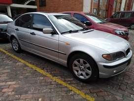 Vendo hermoso BMW 318I E 46 modelo 2003