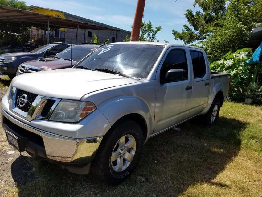 Nissan Frontier 2011 4x2 Automatico 0