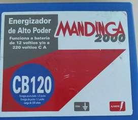 ENERGIZADOR MANDINGA