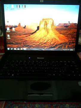 Notebook Hp con Wifi y Windows 7 muy buena!!!