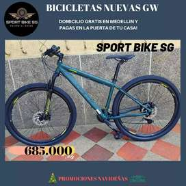 Bicicletas nuevas Gw ¡¡GANGA!!!