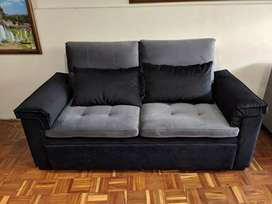 Sofa-cama (2 plazas y media)