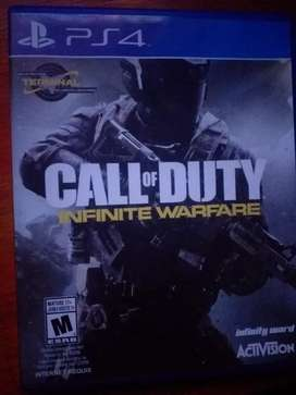 Vendo Call of duty infinite warfare