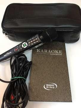 Karaoke Magic Sing