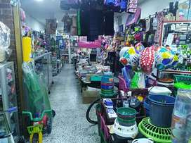 Negocio remate, jugueteria, papelería, cacharreria, hogar, viveres