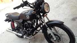 Vendo Moto NKD 125!!!