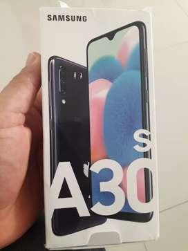 Vendo celular nuevo marca Samsung A30 s