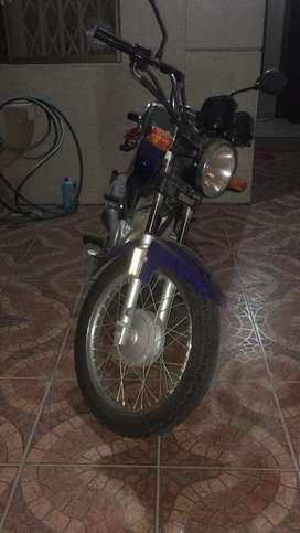 Moto Yamaha yb 125