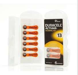 Pila Duracell 13