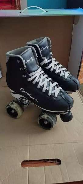 Patines Chico Skate 4 Ruedas - en excelente estado - originales