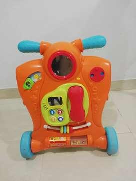 Caminador Didactico PLAYGO 2 en 1.