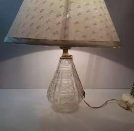 Velador de vidrio