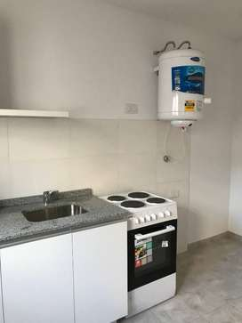 PH 1 DORM CON PATIO - CRESPO al 400