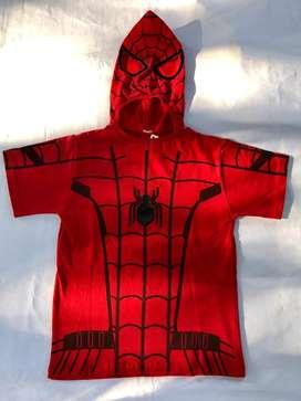 Remera hombre araña NUEVA
