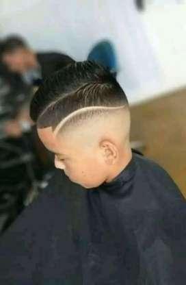 Barbero necesito