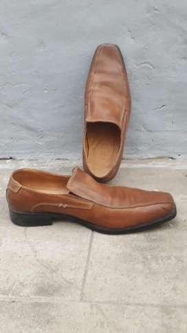 Zapatos Marrones, Talle 42